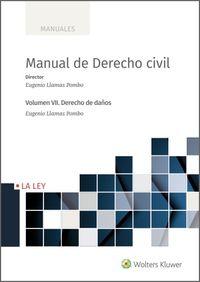 MANUAL DE DERECHO CIVIL VII - DERECHO DE DAÑOS