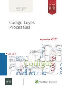 CODIGO LEYES PROCESALES 2021