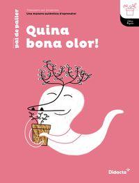 EP 1 - QUINA BONA OLOR! QUAD LLETRA LLIGADA (PROJECTES)