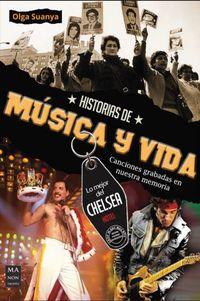 HISTORIAS DE MUSICA Y VIDA