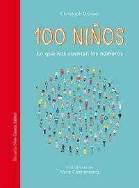 100 NIÑOS - LO QUE NOS CUENTAN LOS NUMEROS