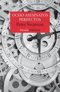 ocho asesinatos perfectos - Peter Swanson
