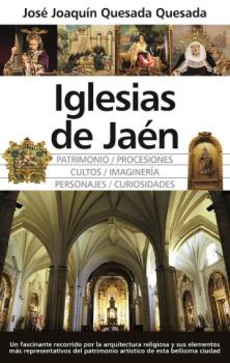 IGLESIAS EN JAEN