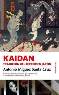 KAIDAN - TRADICION DEL TERROR EN JAPON