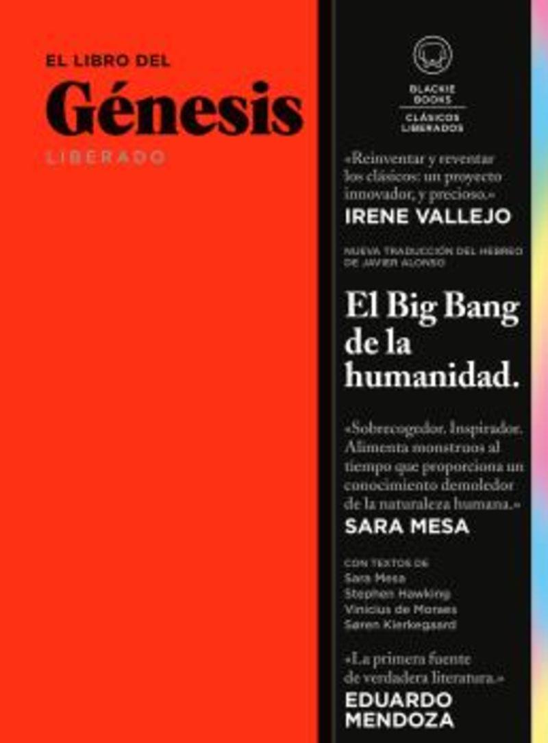 EL LIBRO DEL GENESIS - LIBERADO