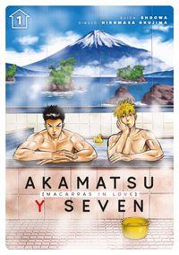 AKAMATSU Y SEVEN, MACARRAS IN LOVE 1