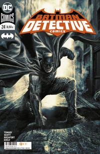 BATMAN - DETECTIVE COMICS 24