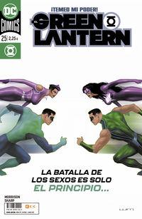 EL GREEN LANTERN 107 / 25 (GRAPA)