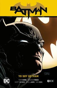 (2 ED) BATMAN 1 - YO SOY GOTHAM (BATMAN SAGA - RENACIMIENTO PARTE 1)