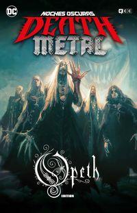 NOCHES OSCURAS: DEATH METAL 4 DE 7 (LACUNA COIL BAND EDITION) (RUSTICA)