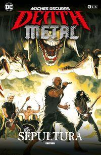 DEATH METAL 5 BAND EDITION SEPULTURA (RUSTICA)