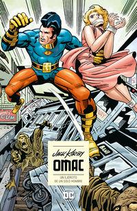 O. M. A. C: UN EJERCITO DE UN SOLO HOMBRE (DC ICONS)