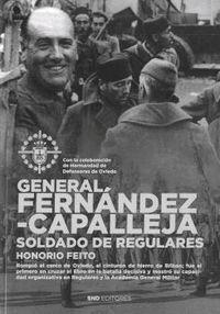 GENERAL FERNANDEZ CAPALLEJA - SOLDADO DE REGULARES