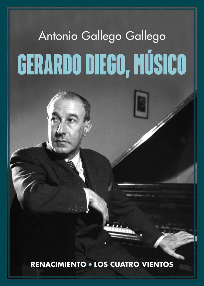 GERARDO DIEGO, MUSICO