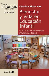 BIENESTAR Y VIDA EN EDUCACION INFANTIL - EL DIA A DIA EN LAS ESCUELAS INFANTILES DE PISTOIA