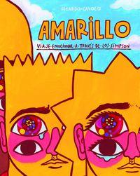 AMARILLO - VIAJE EMOCIONAL A TRAVES DE LOS SIMPSON