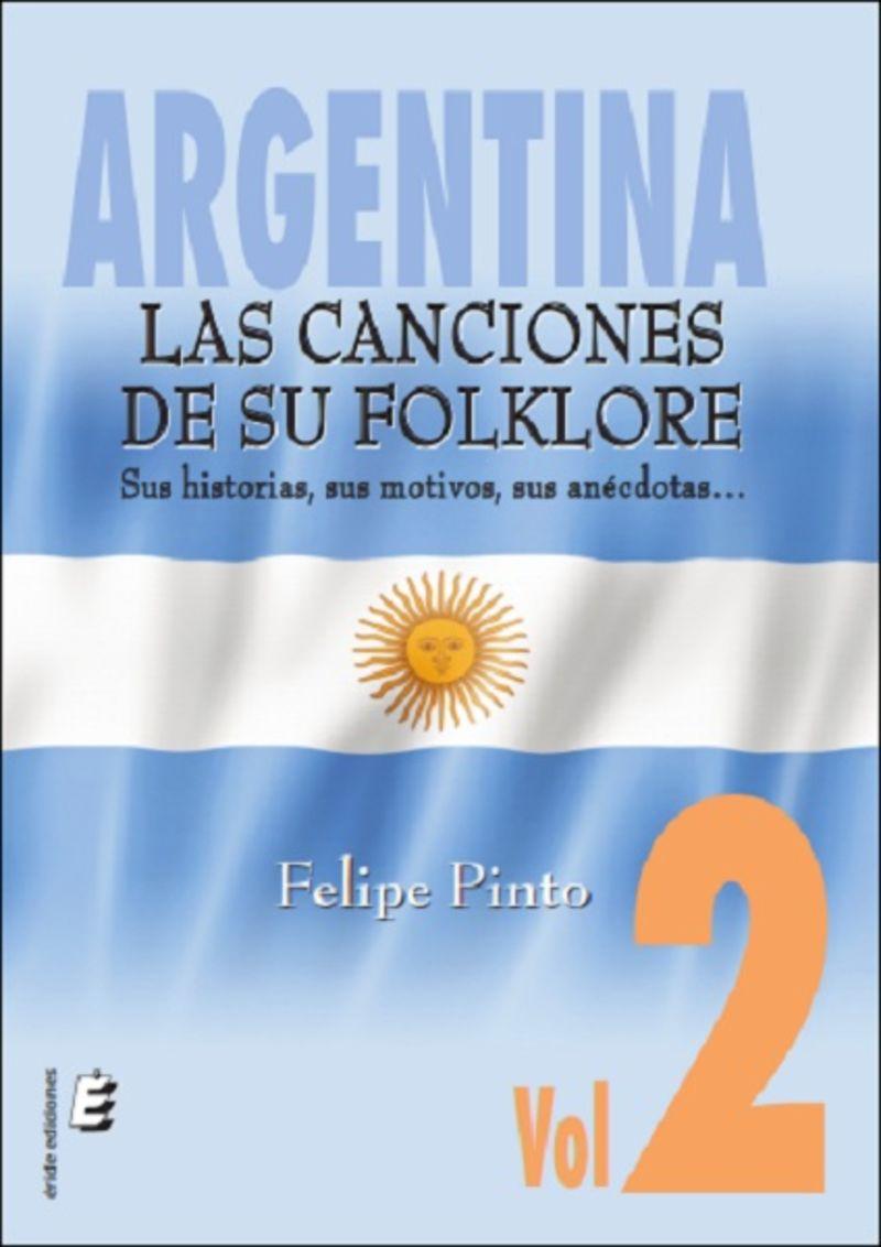 ARGENTINA - LAS CANCIONES DE SU FOLKLORE 2