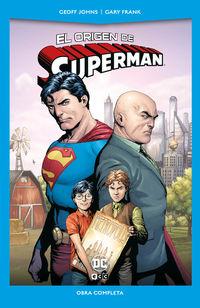 SUPERMAN - EL ORIGEN DE SUPERMAN (DC POCKET)