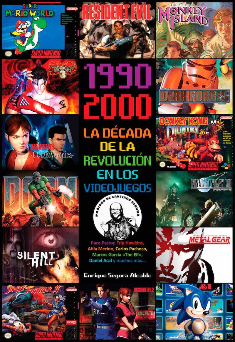 (1990-2000) LA DECADA DE LA REVOLUCION EN LOS VIDEOJUEGOS