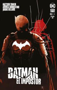 BATMAN - EL IMPOSTOR 1 DE 3