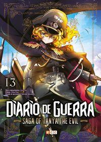 DIARIO DE GUERRA - SAGA OF TANYA THE EVIL 13