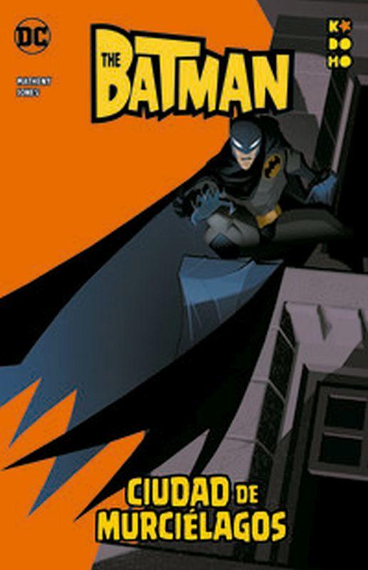 THE BATMAN - CIUDAD DE MURCIELAGOS