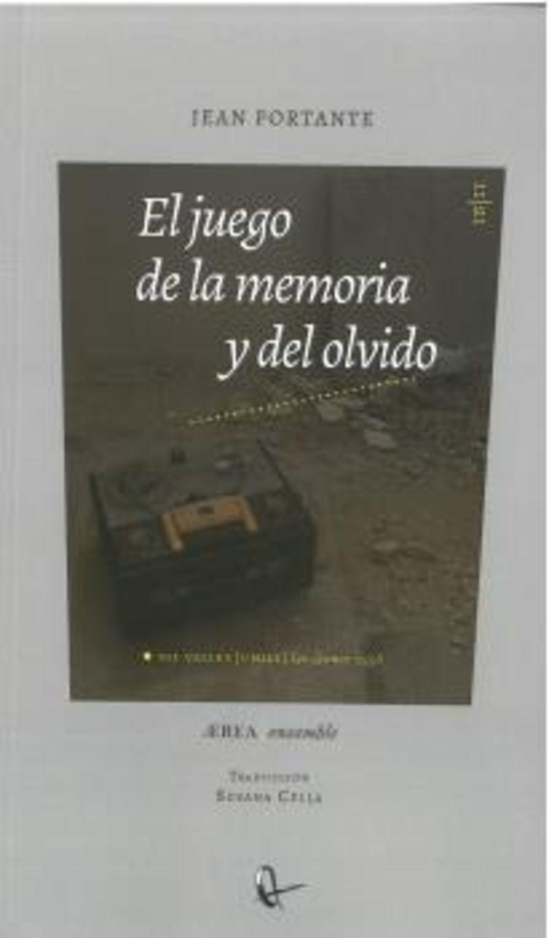 EL JUEGO DE LA MEMORIA Y DEL OLVIDO