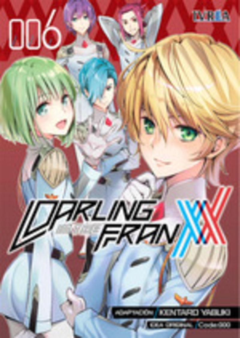 DARLING IN THE FRANXX 6