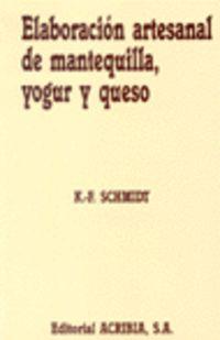 ELABORACION ARTESANAL DE MANTEQUILLA, YOGUR Y QUESO