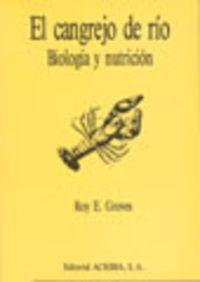 CANGREJO DE RIO, EL - BIOLOGIA Y NUTRICION