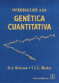 INTRODUCCION A LA GENETICA CUANTITATIVA