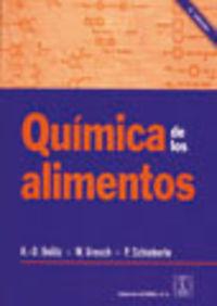QUIMICA DE LOS ALIMENTOS (3 ED)