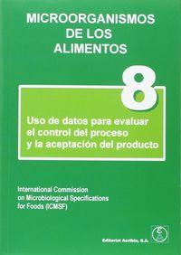 MICROORGANISMOS DE LOS ALIMENTOS 08 USO DE DATOS PARA EVALUAR