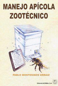 Manejo Apicola Zootecnico - Pablo Montesinos Arraiz