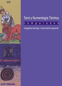 TAROT Y NUMEROLOGIA TANTRICA COMPARADOS
