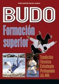BUDO - FORMACION SUPERIOR