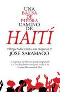 BALSA DE PIEDRA CAMINO DE HAITI, UNA