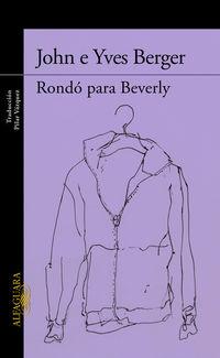 Rondo Para Beverly - John  Berger  /  Yves  Berger