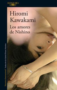 Los amores de nishino - Hiromi Kawakami