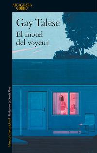 El motel del voyeur - Gay Talese
