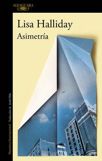 Asimetria - Lisa Halliday