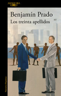 Los treinta apellidos - Benjamin Prado