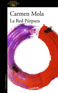 La red purpura - Carmen Mola