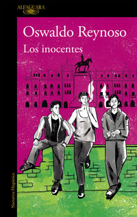 Los inocentes - Oswaldo Reynoso