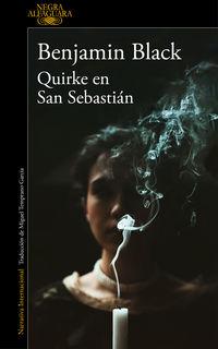 Quirke En San Sebastian - Benjamin Black