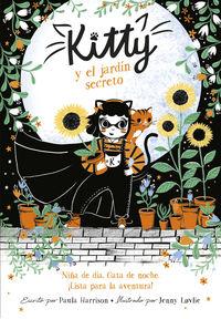 KITTY Y EL SECRETO DEL JARDIN (KITTY)