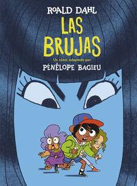 Brujas, Las (comic) - Road Dahl
