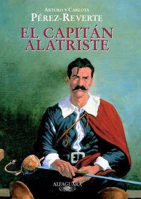 (PACK) EL CAPITAN ALATRISTE + GUIA DE LECTURA