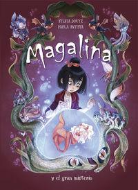MAGALINA 2 - MAGALINA Y EL GRAN MISTERIO