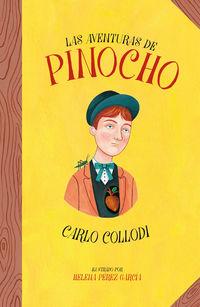 Las aventuras de pinocho - Carlo Collodi